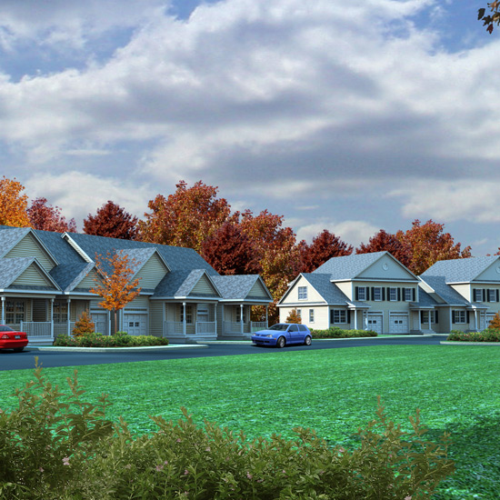 Architect Guilford CT Dombroski Architect Multi Family Design